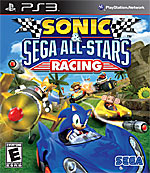 Sonic & SEGA All-Stars Racing box art
