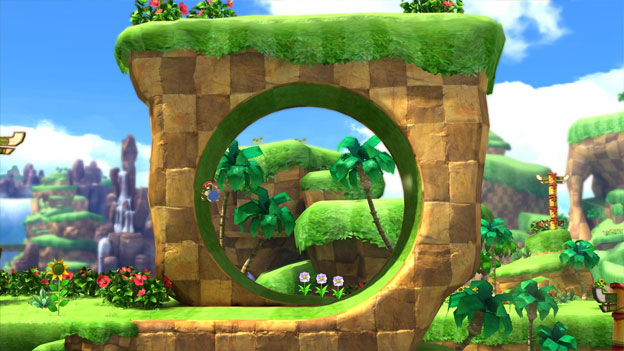 Sonic Generations Screenshot