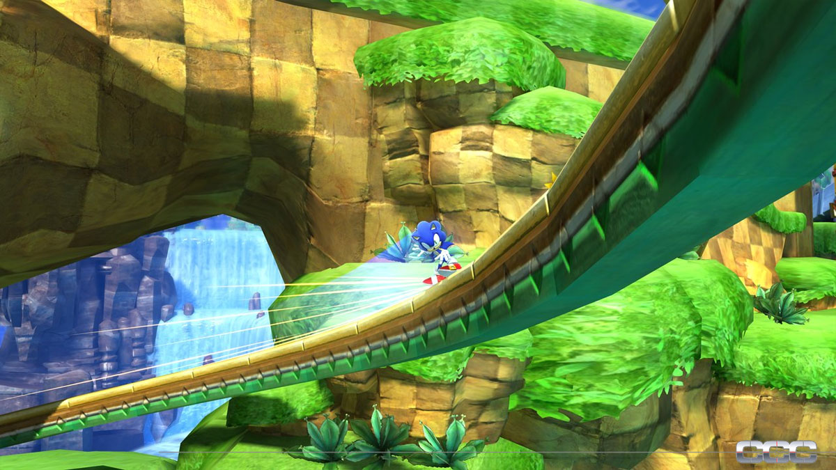 Sonic Generations Slideshow for PlayStation 3 (PS3)
