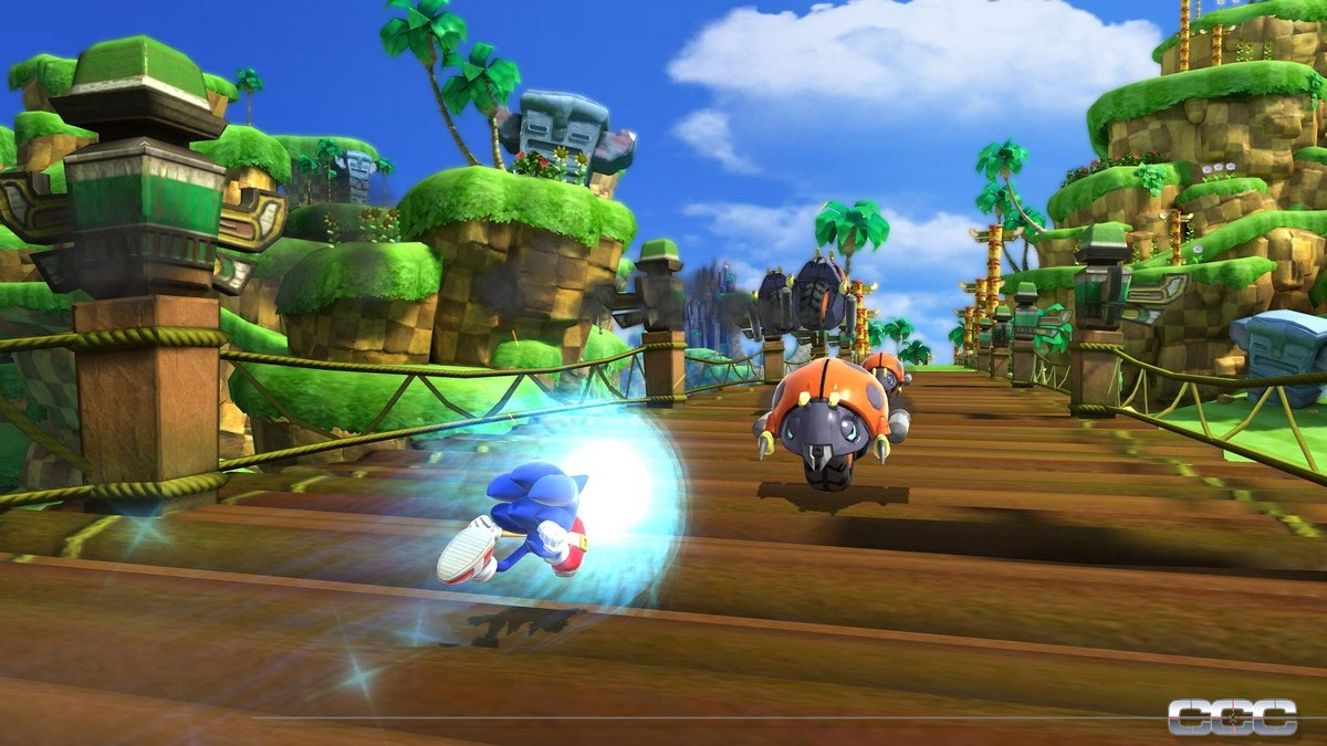 Sonic Generations Launch Center - Cheat Code Central