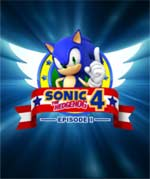 Sonic the Hedgehog 4: Episode 1 box art