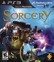 Sorcery Box Art