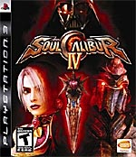 SoulCalibur IV box art