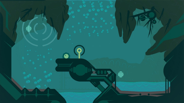 Sound Shapes Screenshot