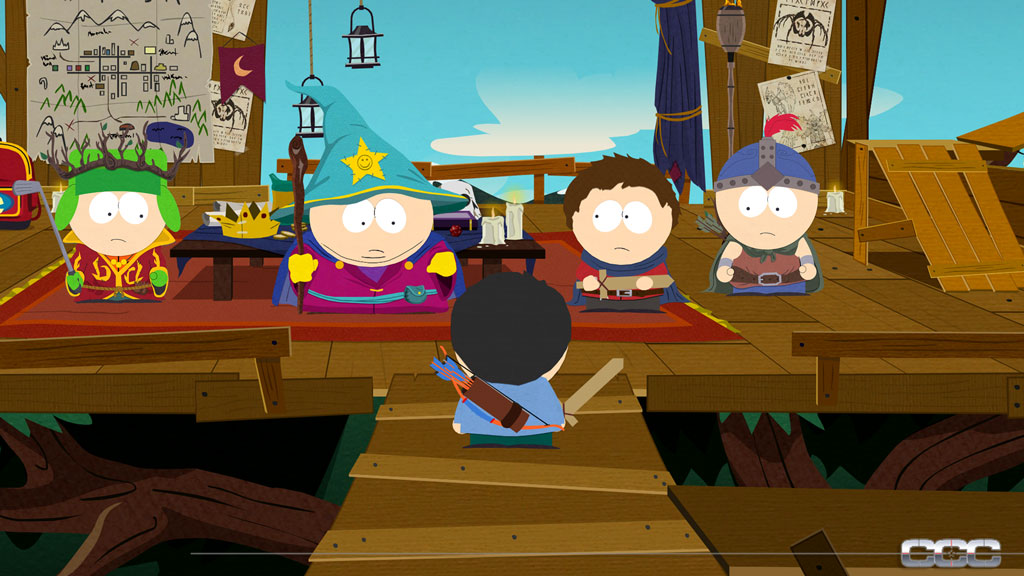 South Park: The Game image