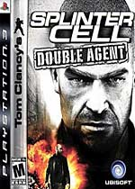 Tom Clancy's Splinter Cell Double Agent box art