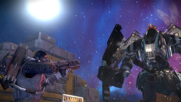 Starhawk Screenshot
