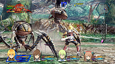 Star Ocean: The Last Hope International screenshot