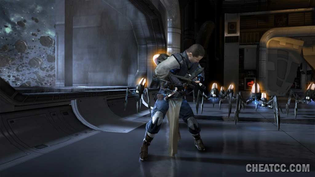 ... Star Wars: The Force Unleashed II screenshot - click to enlarge ...