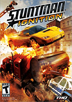 Stuntman: Ignition box art