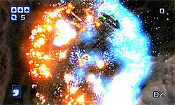 Super Stardust HD 3D screenshot