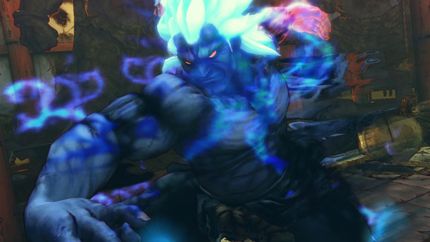 Super Street Fighter IV: Arcade Edition Screenshot