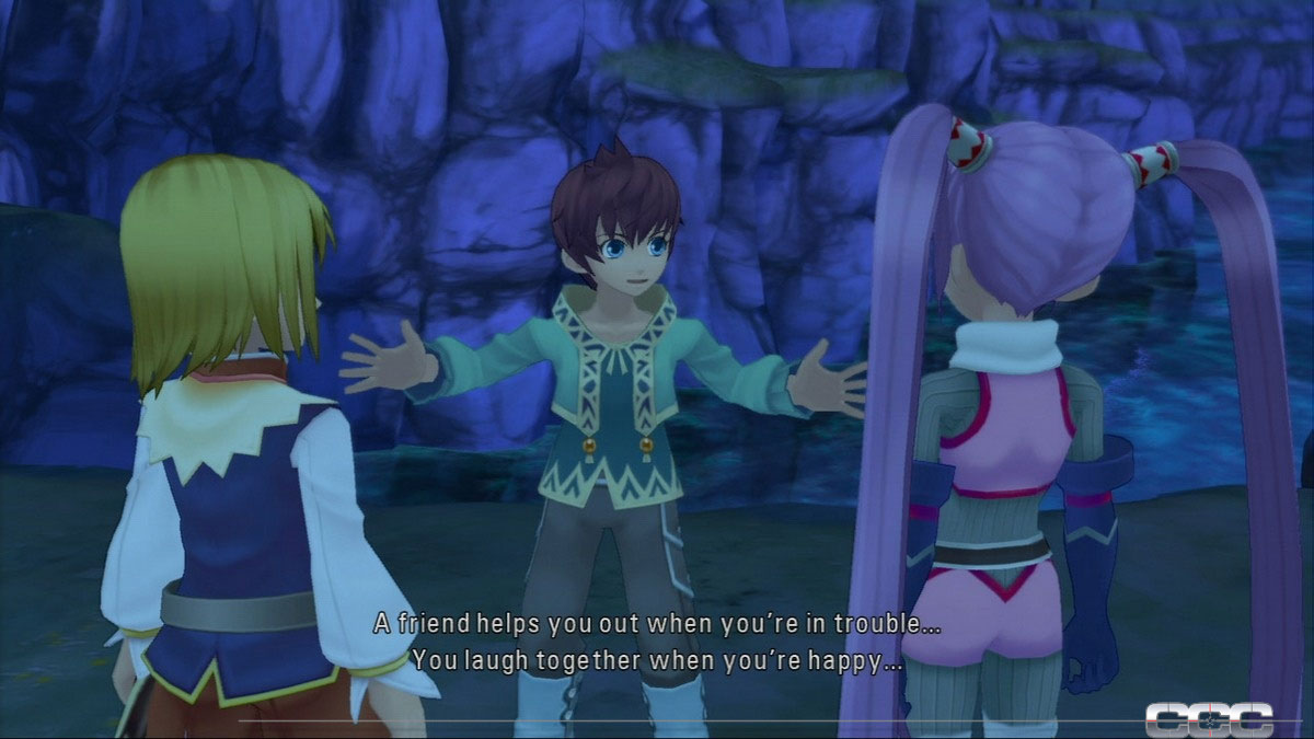 Tales of Graces f image