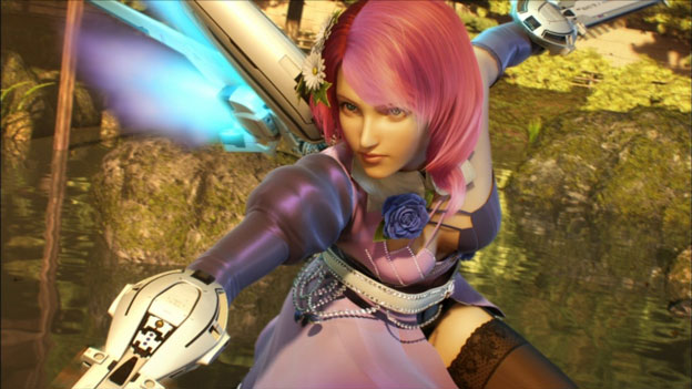 Tekken Hybrid Screenshot