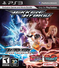Tekken Hybrid Box Art