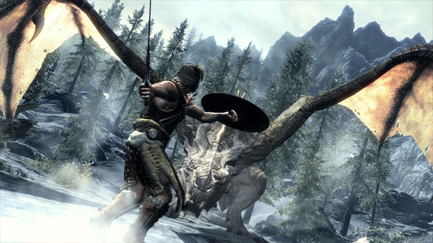 The Elder Scrolls V: Skyrim: Dawnguard Screenshot