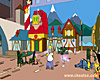 The Simpsons Game screenshot - click to enlarge