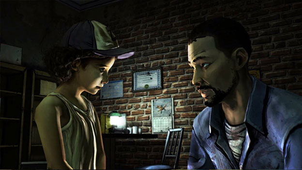 The Walking Dead: Episode 1 - A New Day Screenshot