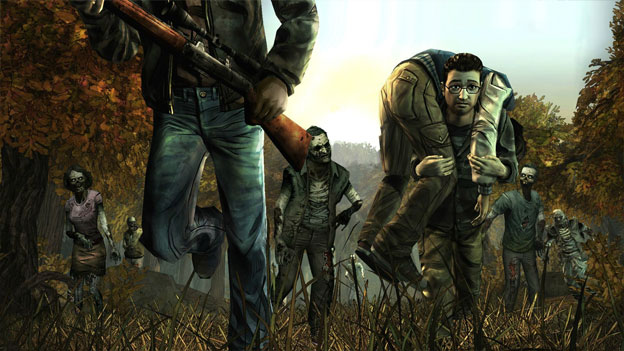 The Walking Dead: Episode 2 - Starved for Help Screenshot