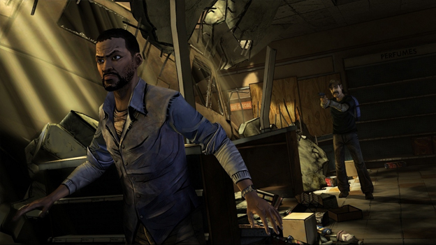 The Walking Dead: Episode 3 - Long Road Ahead Screenshot