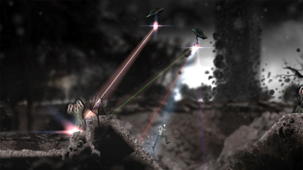 The War of the Worlds Screenshot