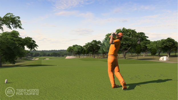 Tiger Woods PGA Tour 12: The Masters Screenshot