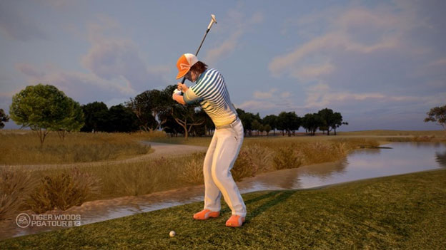 Tiger Woods PGA Tour 13 Screenshot