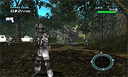 Time Crisis 4 screenshot