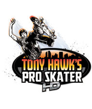 Tony Hawk's Pro Skater HD Box Art