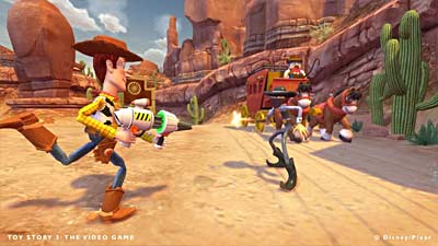 Toy Story 3: The Video Game screenshot