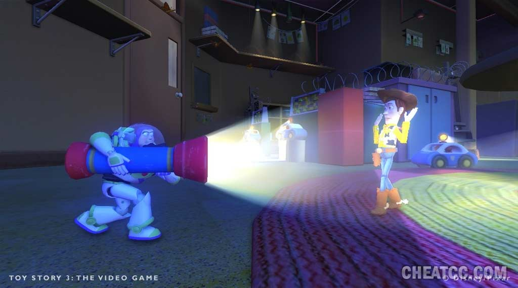 Toy 3 Games : Toy story the video game review for playstation ps