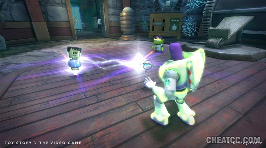 Toy Story 3 The Video Game Review For Playstation 3 Ps3