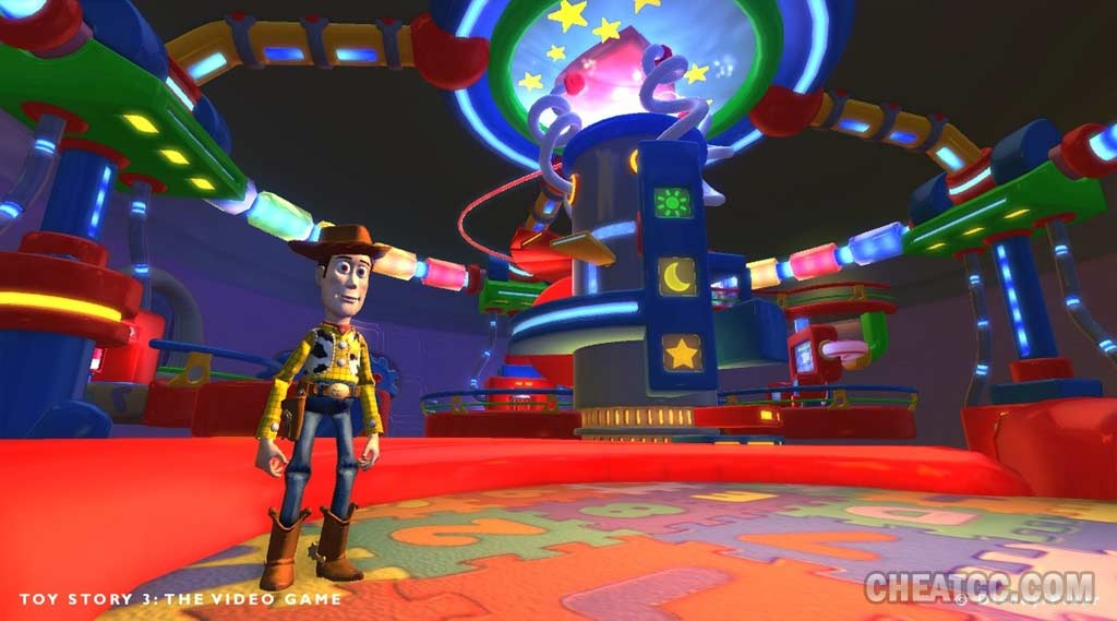 toy story 3 game ps2 cheat codes