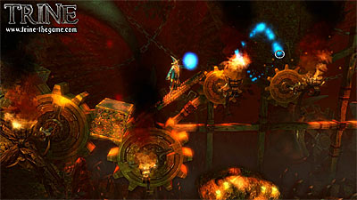 Trine screenshot