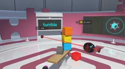 Tumble screenshot