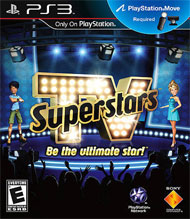 TV Superstars box art