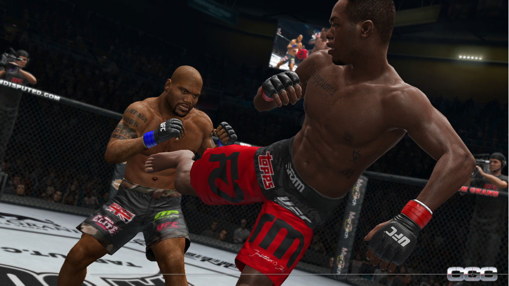 UFC Undisputed 3 Hands-On Preview for PlayStation 3 (PS3 ...Ufc Undisputed 4 Ps3