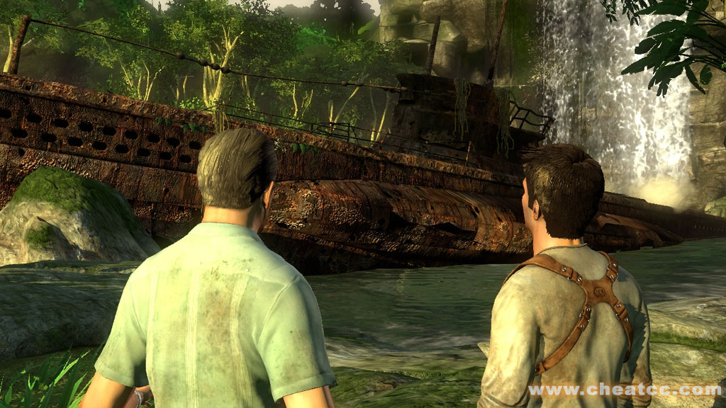 Uncharted: Drake's Fortune Review for PlayStation 3