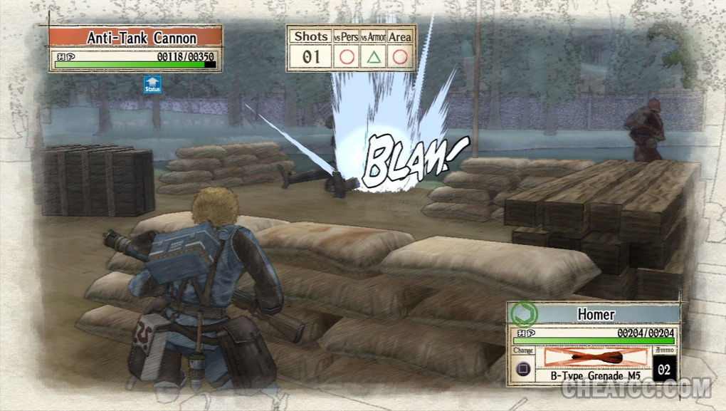 valkyria chronicles how to get to headquarters from battle