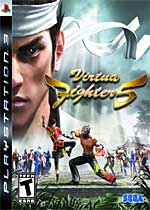 Virtua Fighter 5 box art