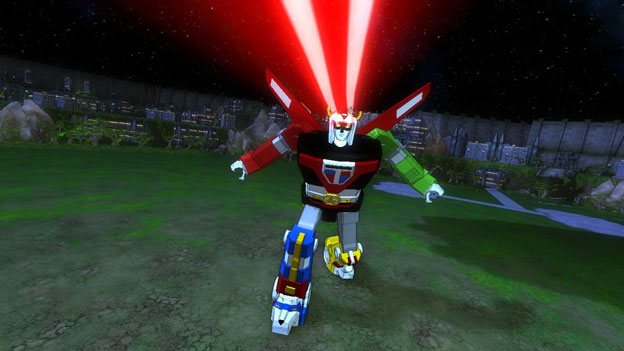 Voltron: Defender of the Universe Screenshot