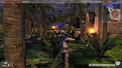 Warhawk screenshot