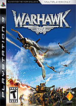 Warhawk box art