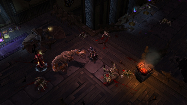 Warrior's Lair Screenshot