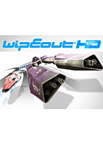 WipEout HD box art