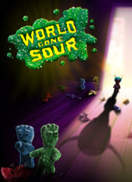 World Gone Sour Box Art