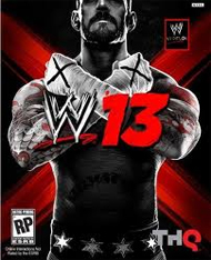 WWE '13 Box Art