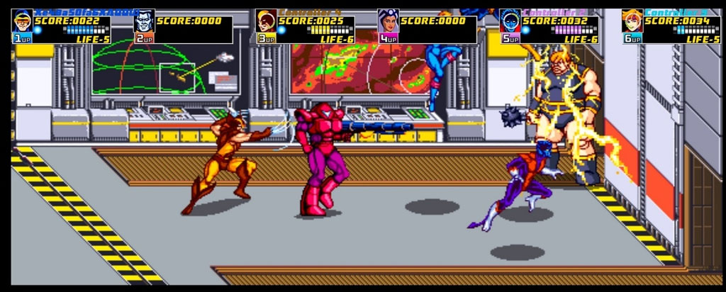 x men the arcade game review for playstation 3 ps3