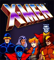 X-Men: The Arcade Game Box Art