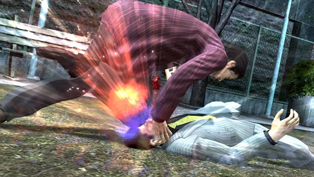 Yakuza 4 Screenshot